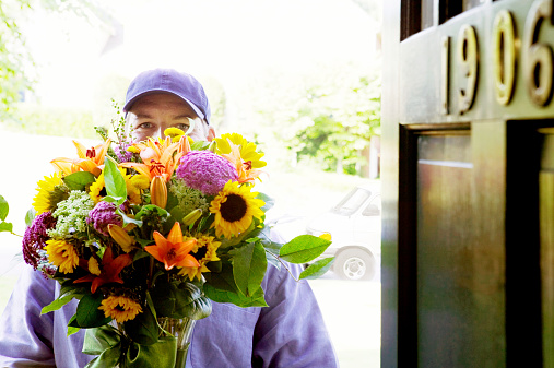 Par qui effectuer une livraison de fleurs au Maroc ?